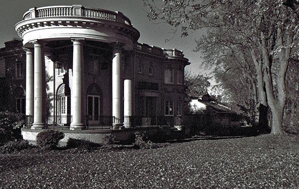 Rowell Mansion, Batavia, NY