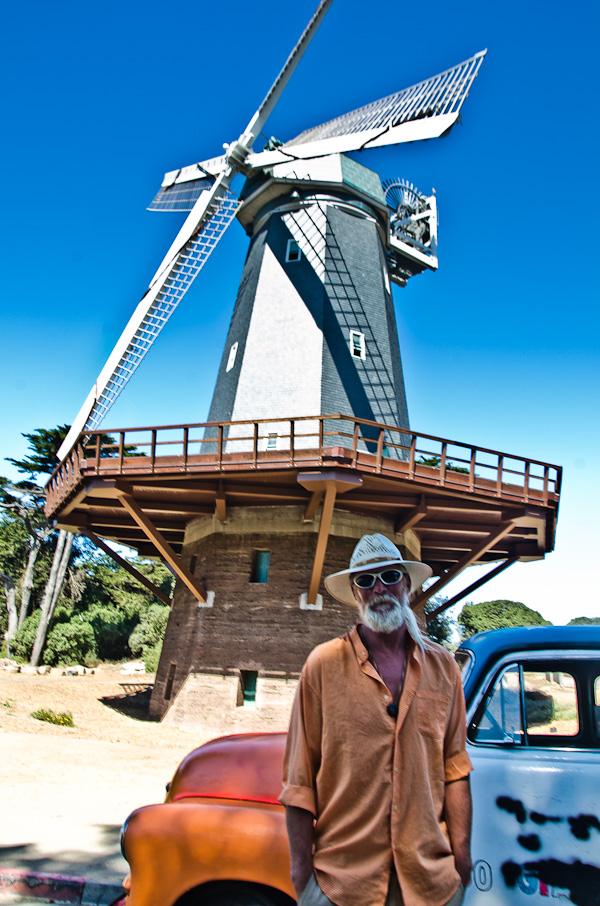 Ben and the Windmill