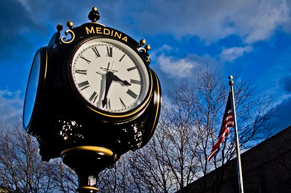 Medina Clock