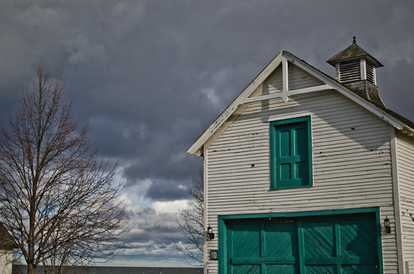 Garage at Lighthouse
