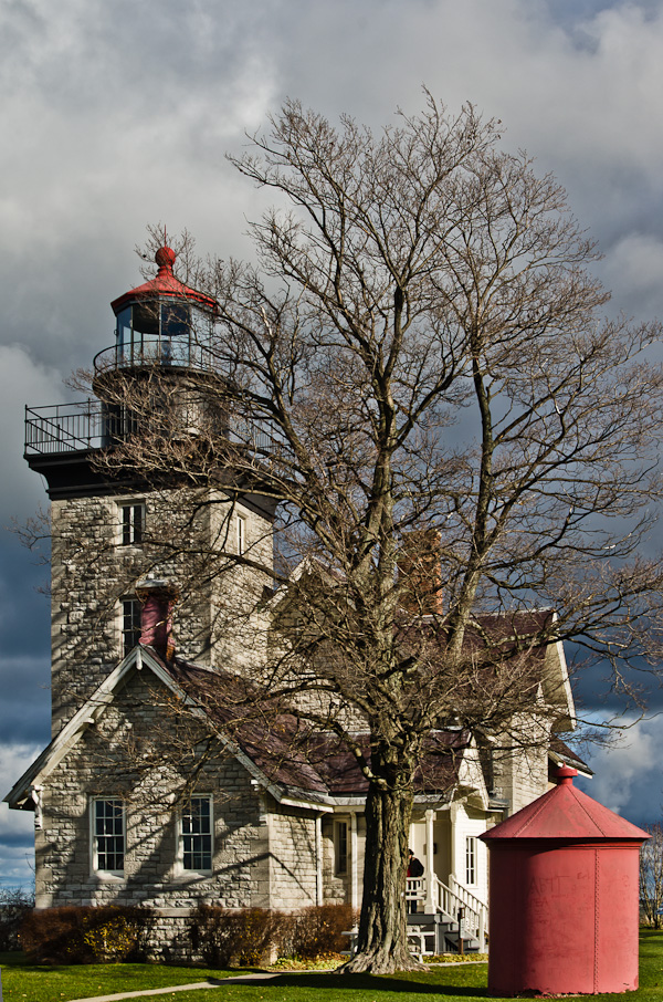 Golden Hill State Park Lighthouse